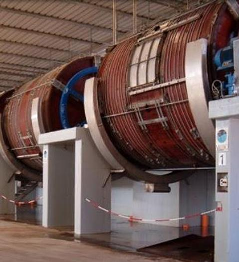 Impianto Lavaggio pelli - n.2  Bottale, SMAR