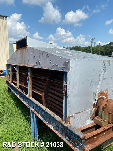 Used Anderson 72 Tube Dryer