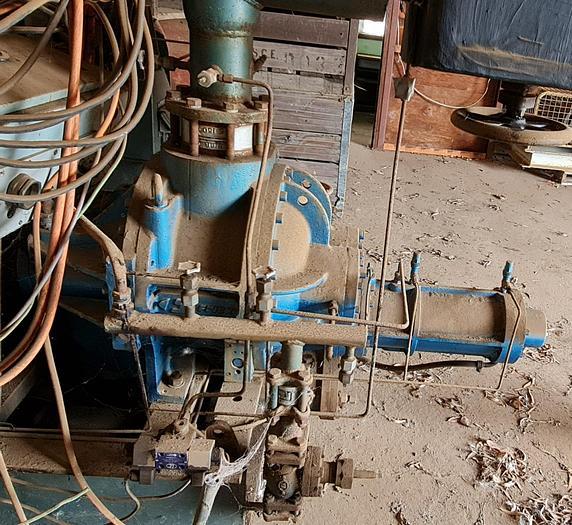 Used FRICK AMMONIA SCREW COMPRESSOR 150KW MOTOR TOSHI193S1167C/Z