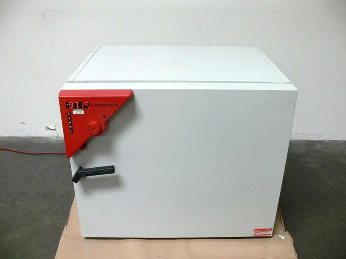 Used Binder 9010-0181 BD 115-UL 100°C Laboratory Microbiological Chamber 4.1 Cu. Ft.