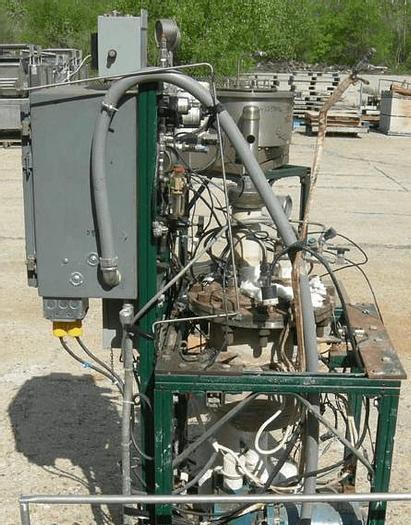 Used 4 GALLON REACTOR – S/S – 50 PSI