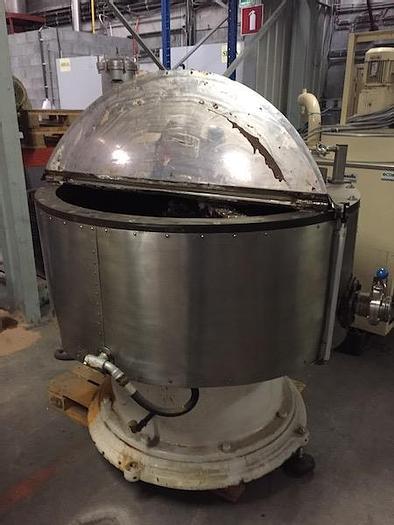 Used Chocolate tanks, small/kettles