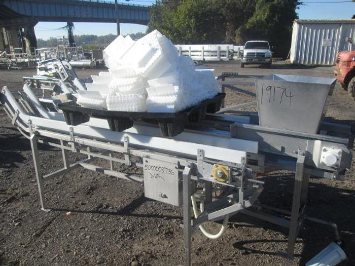 Used Marel Conveyorized Sizer