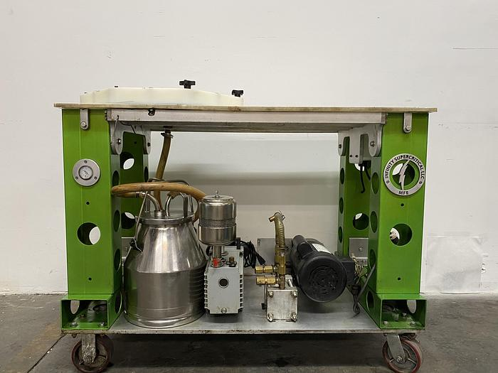 Used Infinity Supercritical MFE Dewaxer System