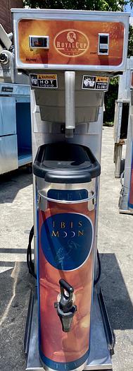 Used BUNN Tea Brewer PN: 36700.0041 and Dispenser TB3Q