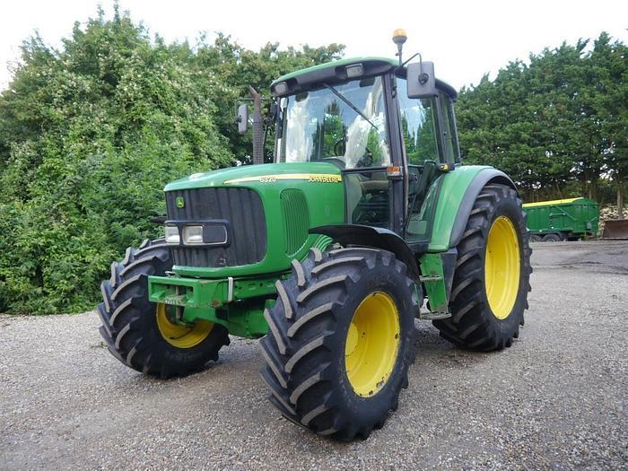 John Deere 6320 SE 4wd Tractor