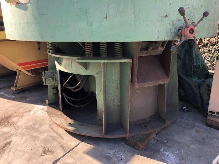 "Used 70 CuFt, SWECO, No. FM70, 93"" TUB DIAMETER, 20 HP [4733]"