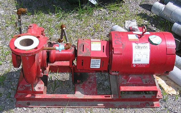 Bell & Gossett Centrifugal Pump 3 X 2 1/2