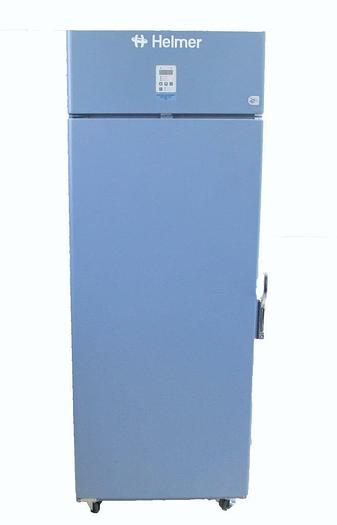 Used Helmer HLF120 L Horizon Series Lab Freezer -30°C 208V w Shelves & Casters (6195)