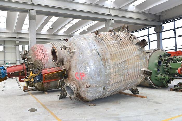 Usata Reattore BERTOCCHI da 23800 Litri