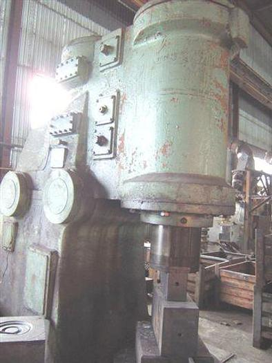 Used Hammer Drop Forging Open Die M4140A