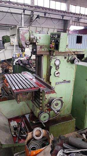 Universal milling machine TOS FN32