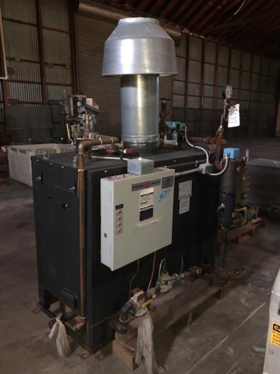 Parker Steam Boiler 9.5 Hp.