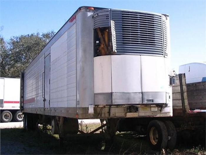 Used 1996 GREAT DANE 45FT