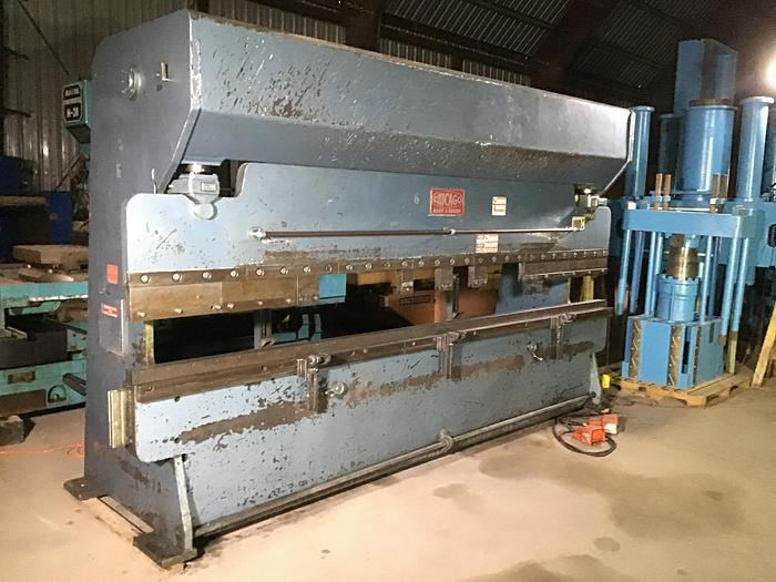 Used CHICAGO 75 Ton X 14 foot Mechanical Press Brake