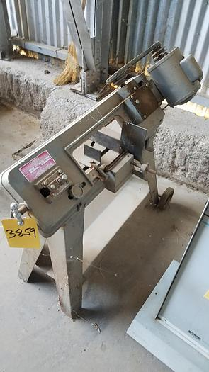 Used Portable Horiz. Band Saw