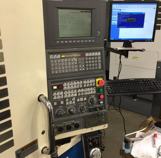 Used 1998 Okuma Mx-55VA Vertical Machining Center