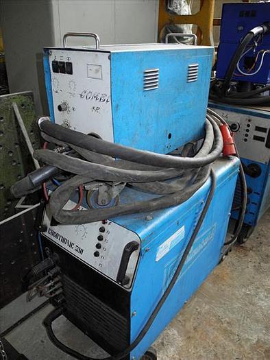 Usata Saldatrice SINCOSALD Ergotronic 530.