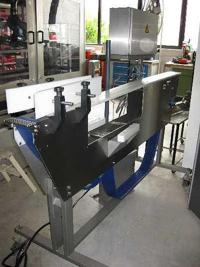 Metallsuchgerät spez. für Konservengläser, Fabrikat Loma Typ IQ4, Bj. 2005/2021