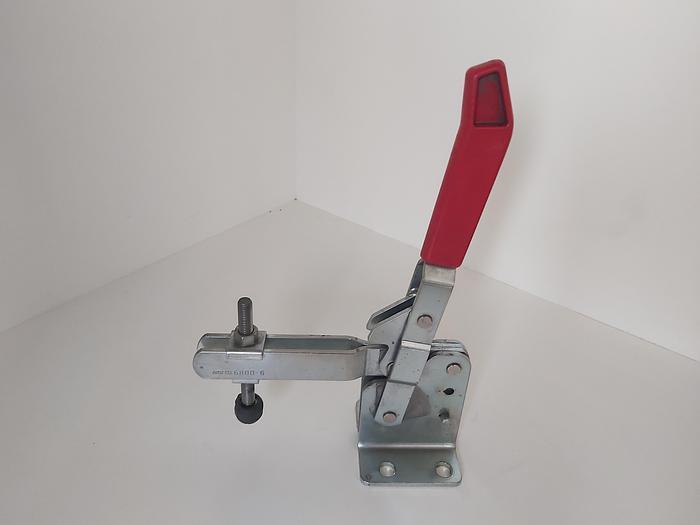 Gebraucht 2 Stück Schnellspanner, Senkrechtspanner, 6800 Gr.6, AMF gebraucht