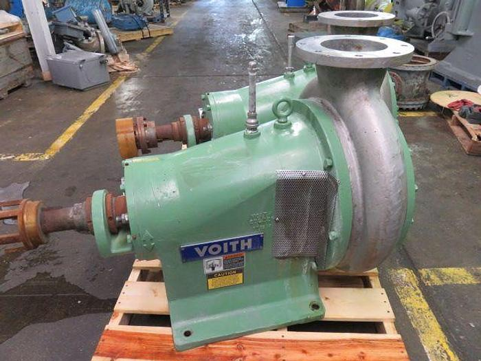Used VOITH SULZER MDL. DF4 DEFLAKER S/S