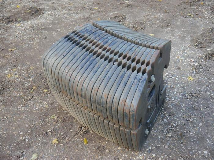 Used New Holland Wafer Weights