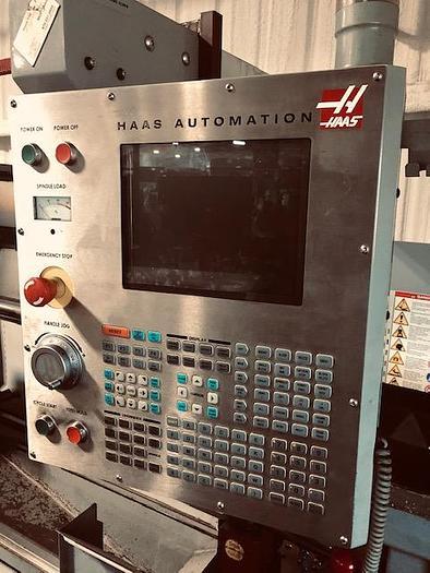 2007 Haas TL-2 Toolroom CNC Lathe