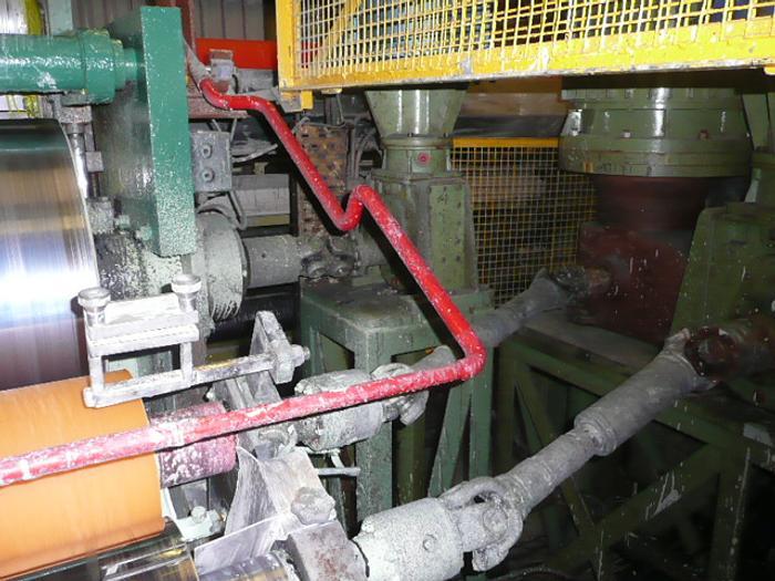 "64"" Modernized Coil Coating Line: CC-146"
