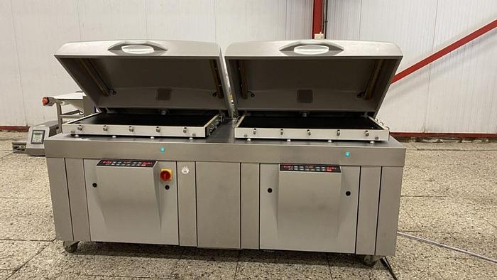 Used Inauen VC999 double chamber vacuum machine