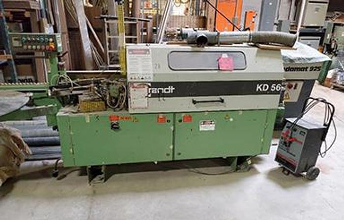 Brandt KD56 Edgebander