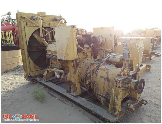 Used Item 0606 : Caterpillar 3412 Engine