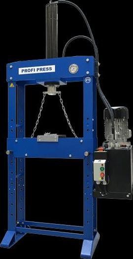 RHTC  15 ton Broaching Press