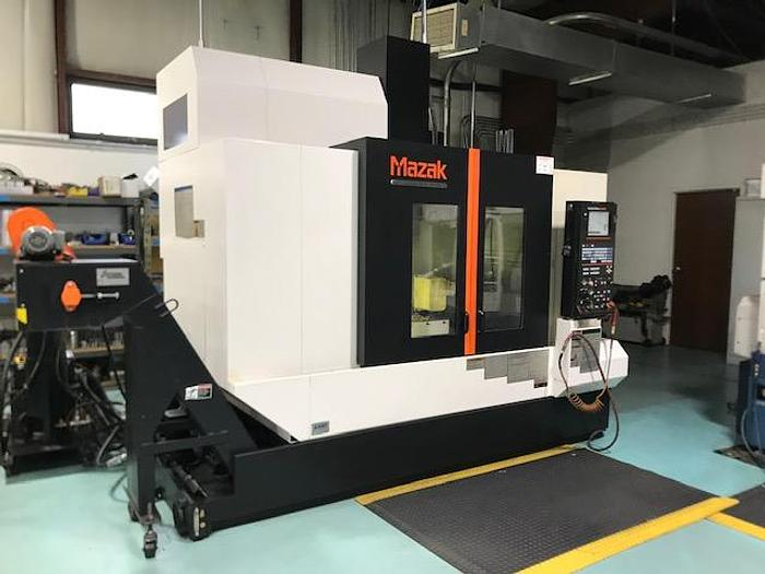 Used 2013 Mazak VCS 530C with Nikken 4th Axis