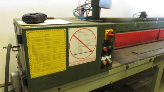 SCMI Z32 Panel Saw