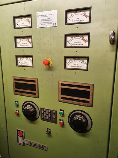 2006 INDUCTOTHERM 10 TON DUAL TRAK FOR IRON AND STEEL