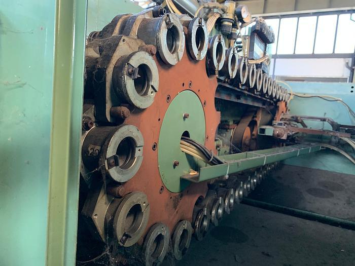 Centro di lavoro verticale MIKRON VC 750 C