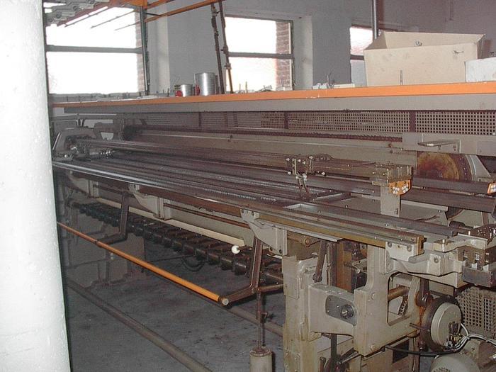 Gebraucht Links-Links Flachstrickmaschine STOLL  LNCU E08/205