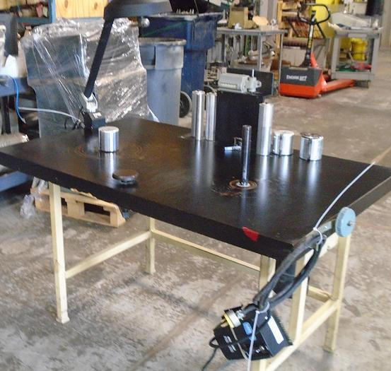 Used Flexo (Rewind) Inspection Table