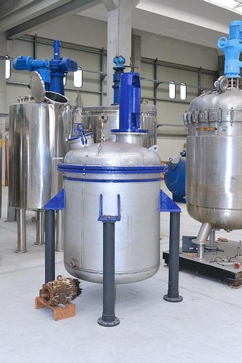 Usata Reattore / miscelatore da 1300 Litri
