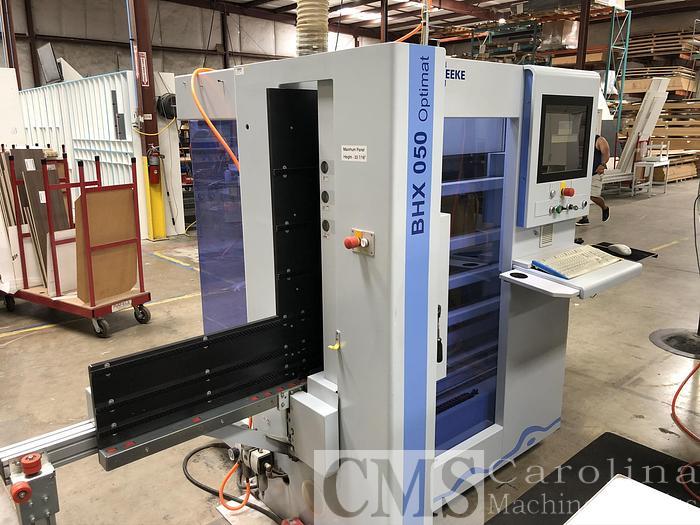 Used 2011 Weeke BHX-050 CNC