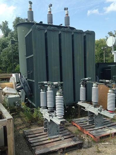 Used 7.5 MVA Station Transformer