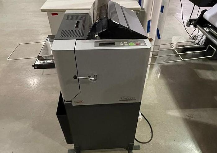 Used Fujipla ALM 3222 Automatic Laminator and Trimmer