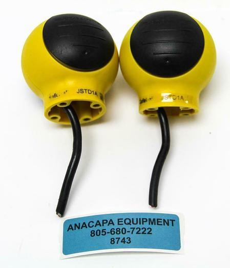 Used Jokab Safety JSTD1A Safeball Spherical Safety Switch Lot of 2 (8743)W