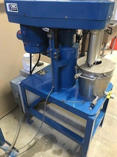 Used 2 GALLON CMC BASKET MILL – S/S – JACKETED – XP (#9171)