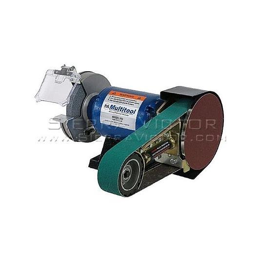 MULTITOOL Powered Belt Grinder 3/4HP MT362-6