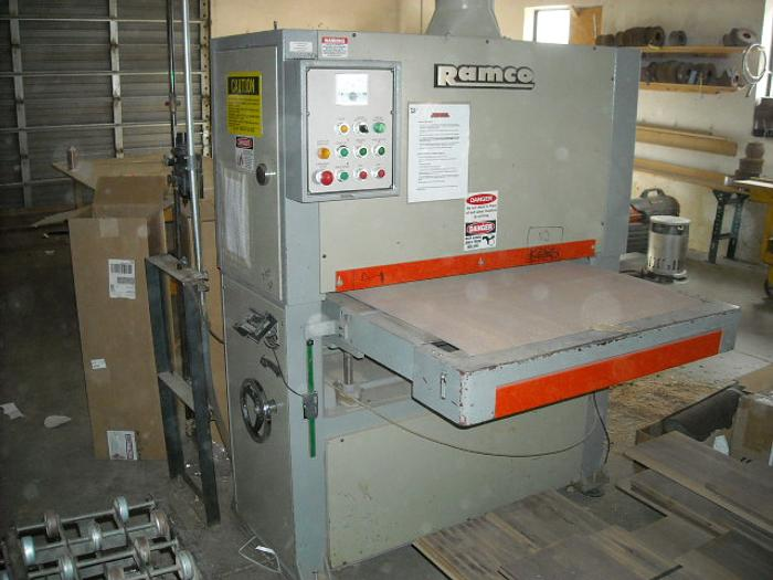 Ramco Series 75 Model 37 T/1 Wide Belt Sander