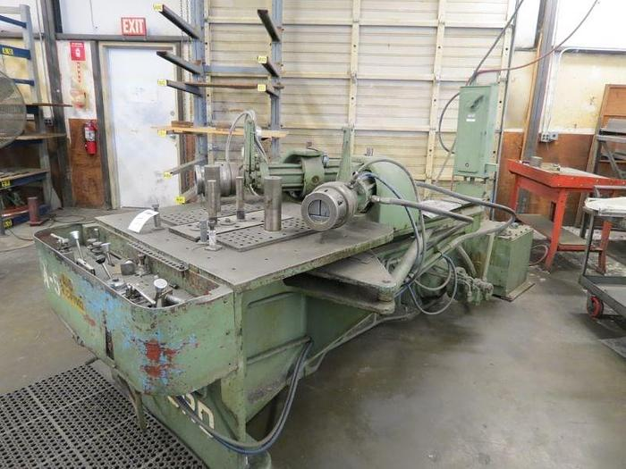 Hufford A-5 Stretch press