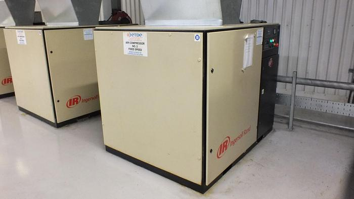 Used 2011 INGERSOLL RAND UP5-30-10