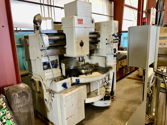 Used FELLOWS 36-6 GEAR SHAPER WITH SPUR GUIDE