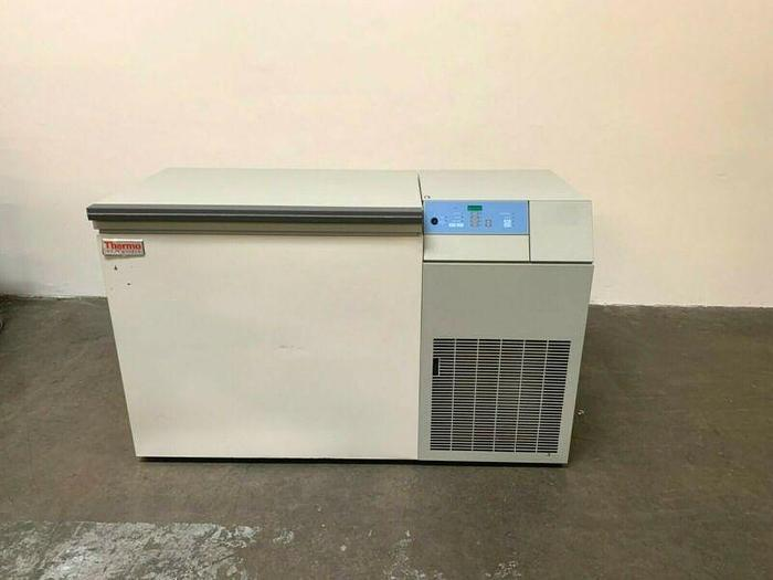Used Thermo Scientific ULT10140-9-D19  -150 C Laboratory Chest Freezer 230V